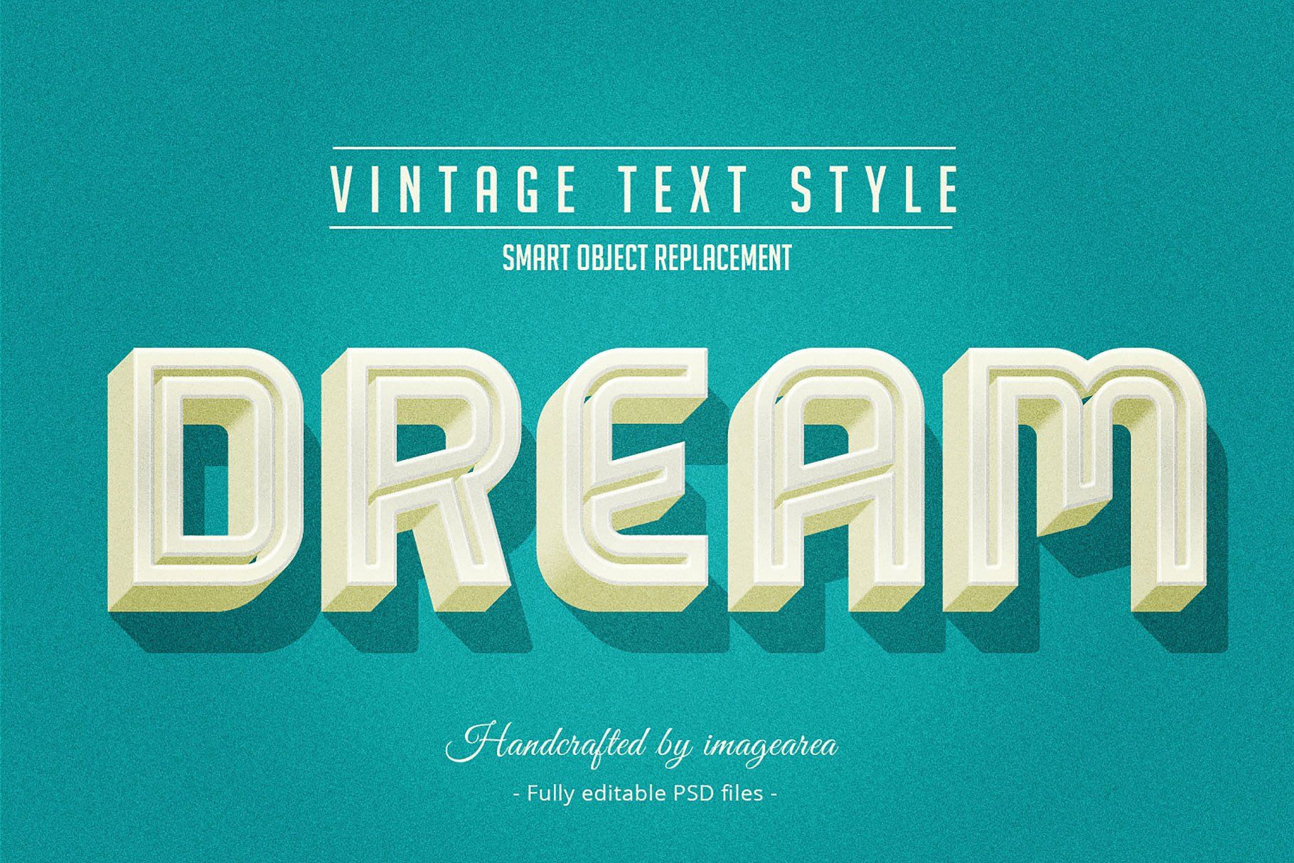Vintage Retro Text Styles Retro Vintage Text Layer Retro Text Vintage Text Poster Design Inspiration
