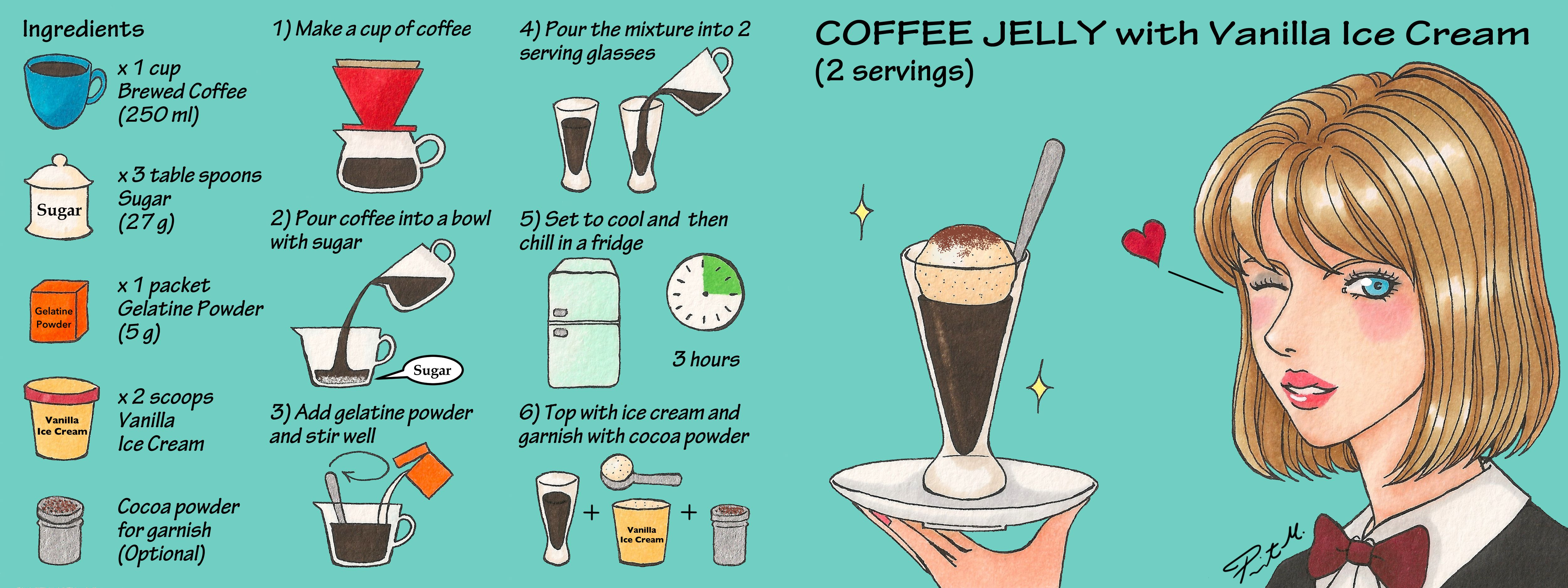 Great Tips If You Love Drinking Coffee! | Coffee jelly