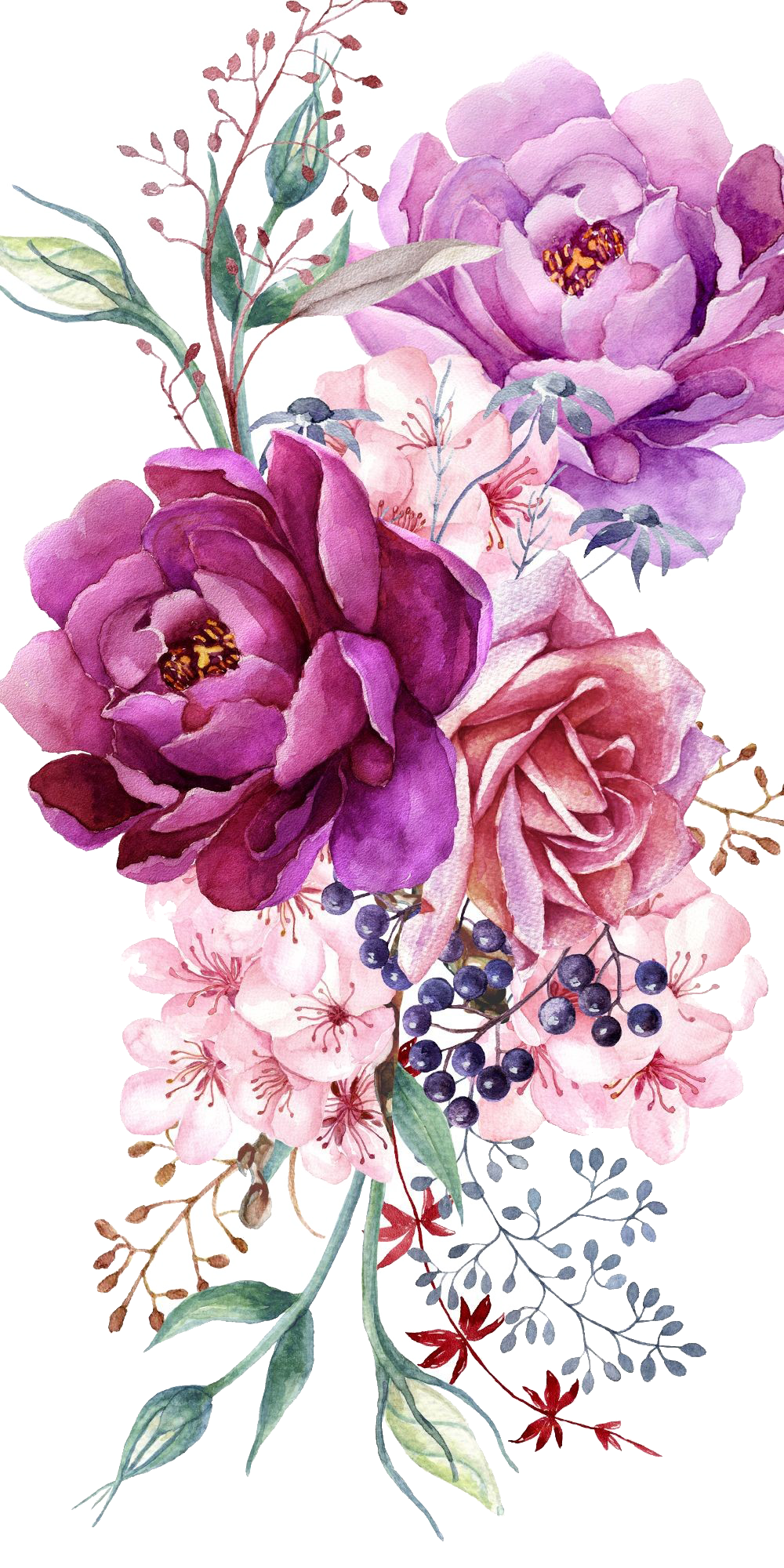 Pin by Kathy Wiens on Flowers to paint Watercolor
