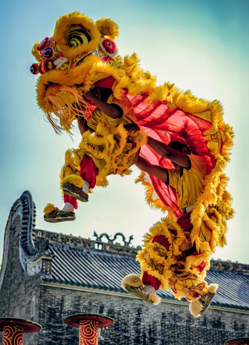 Chinese New Year Oakland