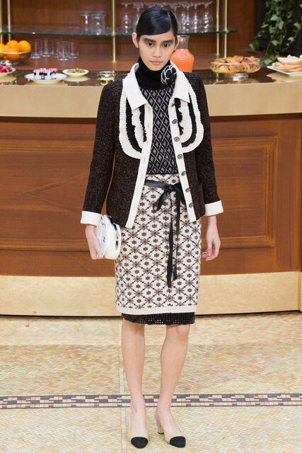 Chanel 2015 fall ready to weat