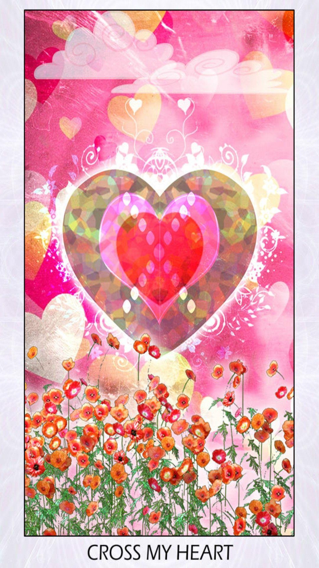 Self Love Oracle Cross My Heart Love Oracle Angel Oracle Cards Angel Cards