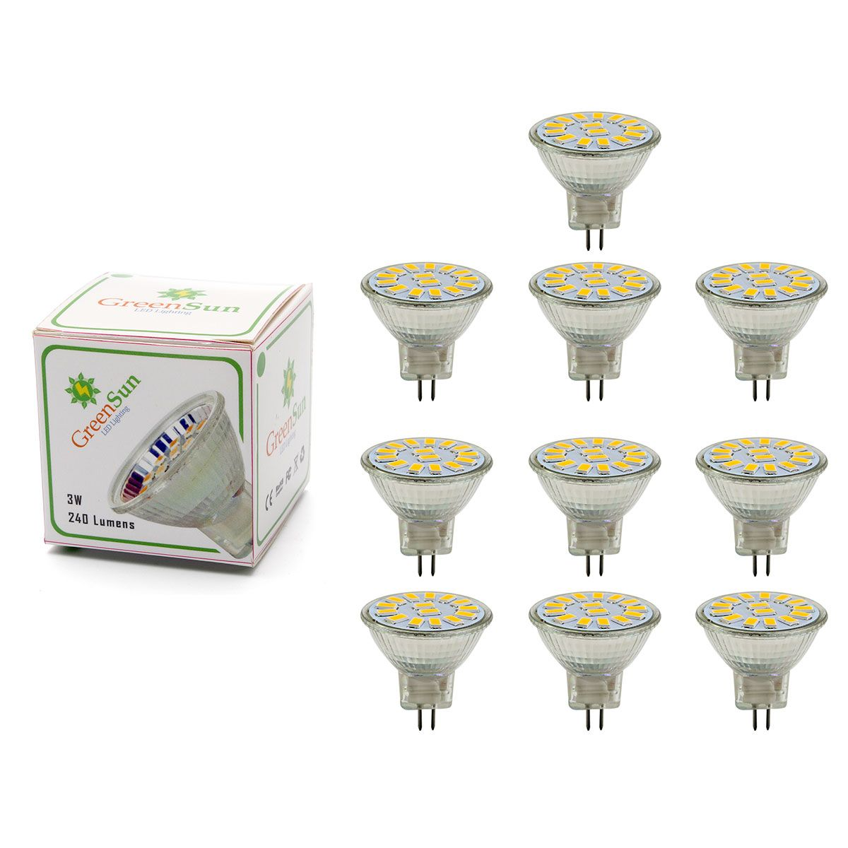 1set 10pcs Mr11 Led Bulb Gu4 Replace Lamp 5733 Smd Led Spotlight Energy Saving Spot Light Bulb Cool Warm White Ac Dc 12 30v Led Spotlight Led Bulb Lights