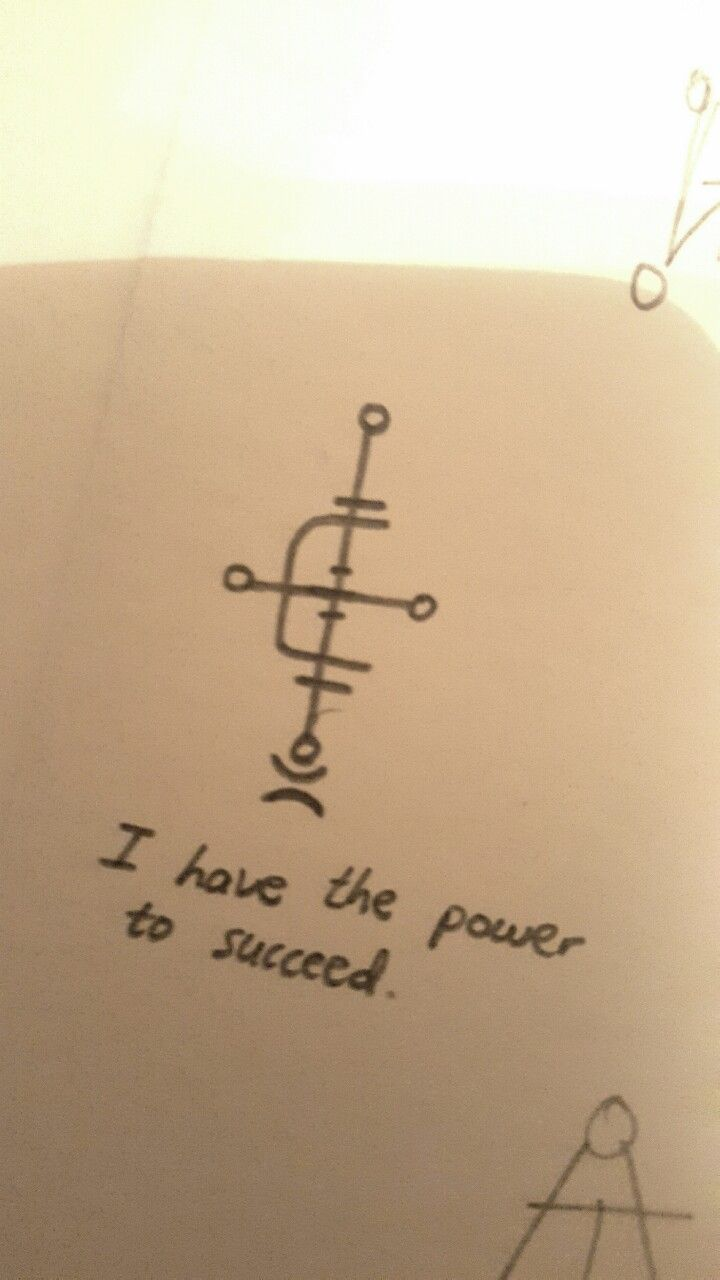 Themori witch i have the power to succeed a sigil request wiccan symbols buycottarizona Choice Image