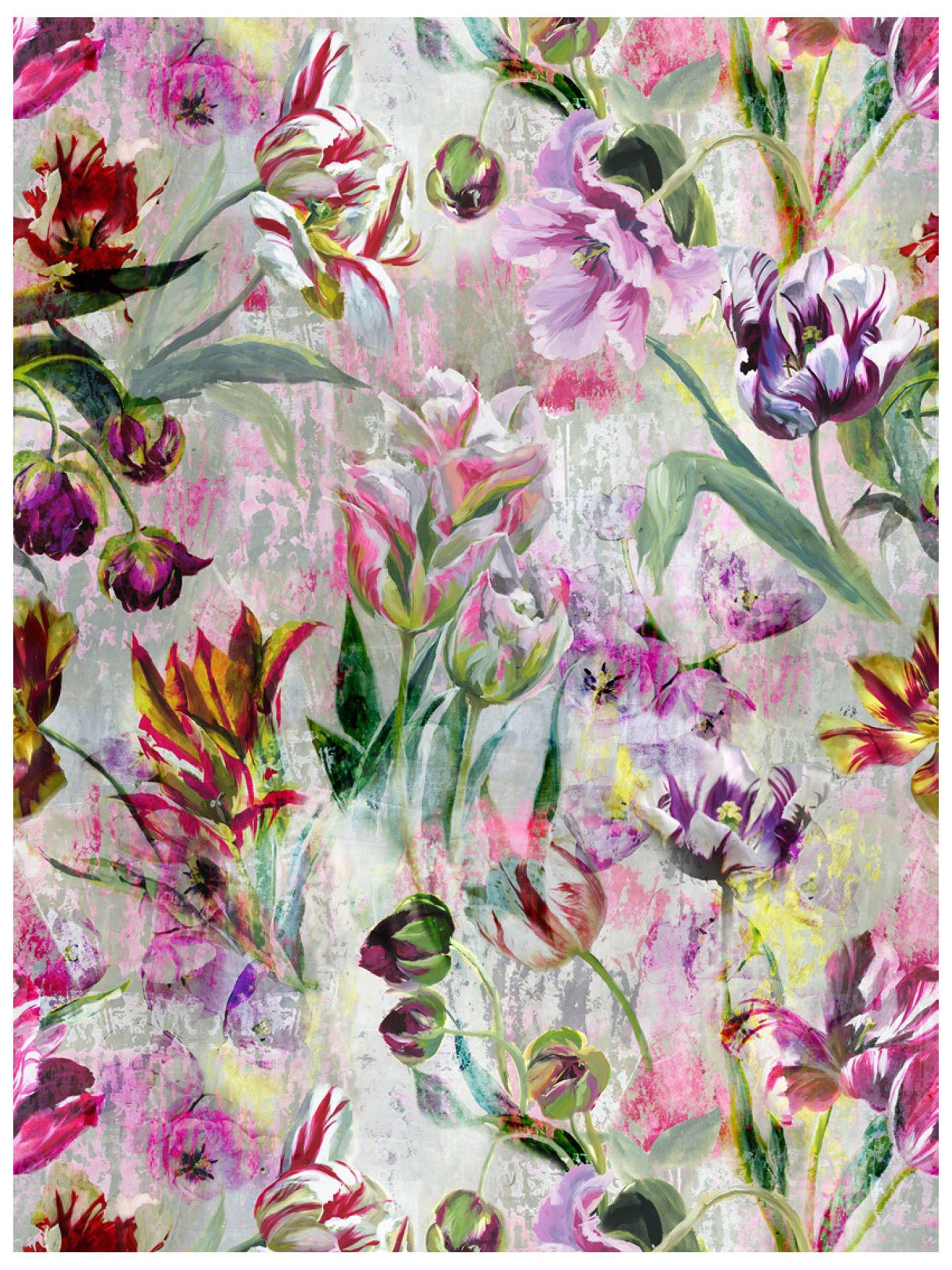 Designers Guild Tulipa Stellata Wallpaper In 2019
