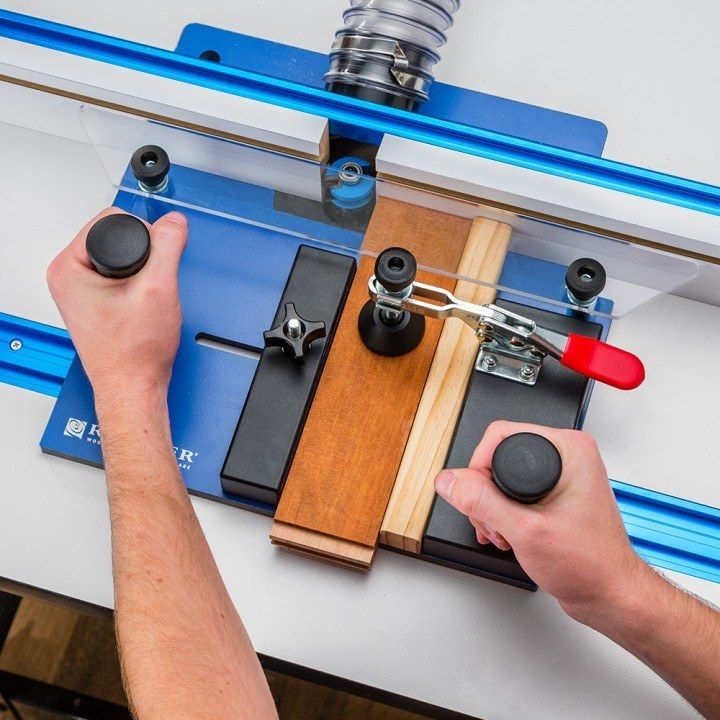 Rockler rail coping sled smooth running and squares rockler woodworking and hardware greentooth Gallery