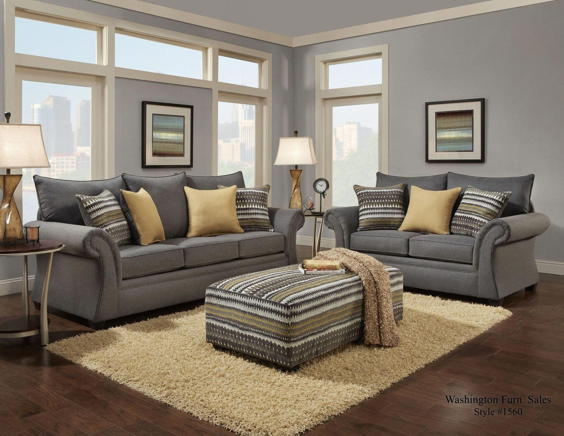 1560 the contemporary living room set grey livingroomdesign rh pinterest com