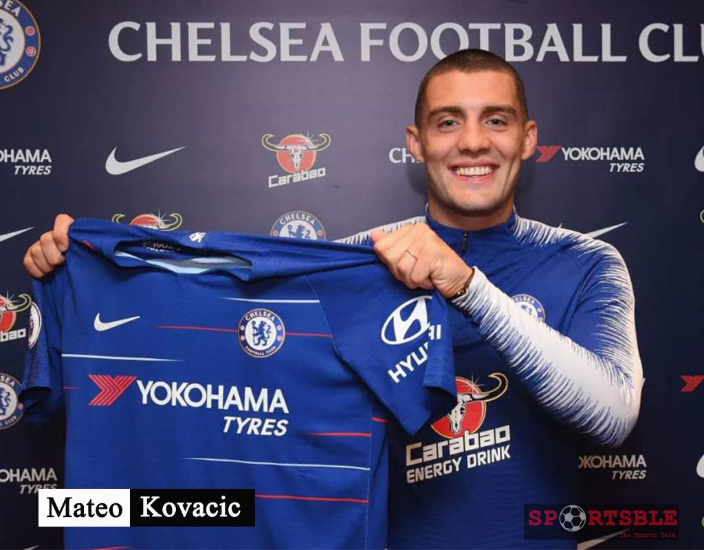 Transfer News Blues Confirm Permanent Signing Of Mateo Kovacic From Real Madrid Football Transfer News Football Transfers Real Madrid