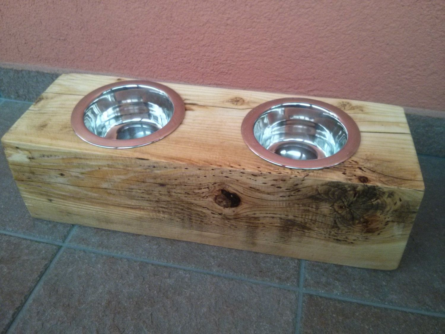 fullxfull il elevated dog triple listing feeder zoom raised bowl