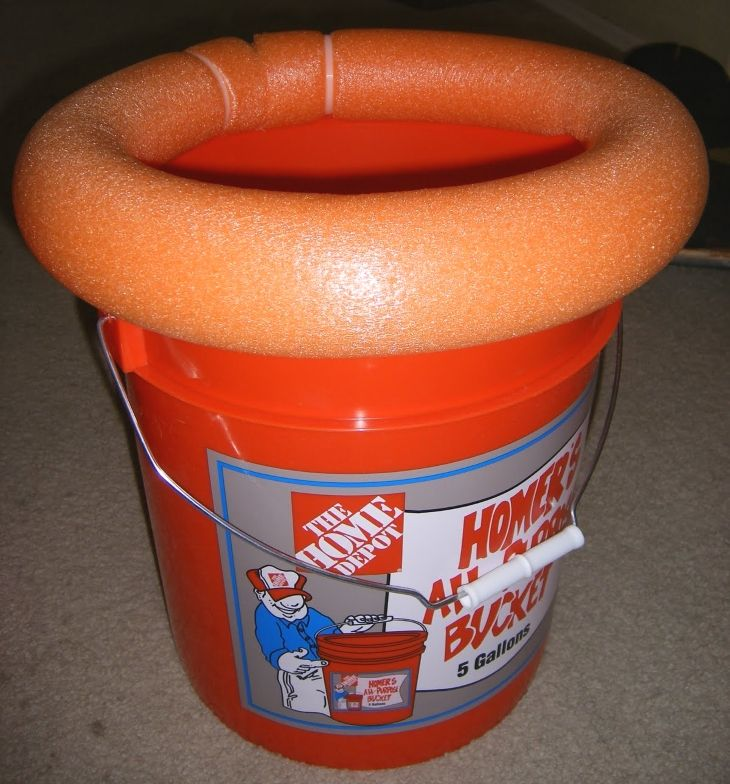 Bucket Toilet 5 Gallon Buckets Five Gallon Bucket Gallon