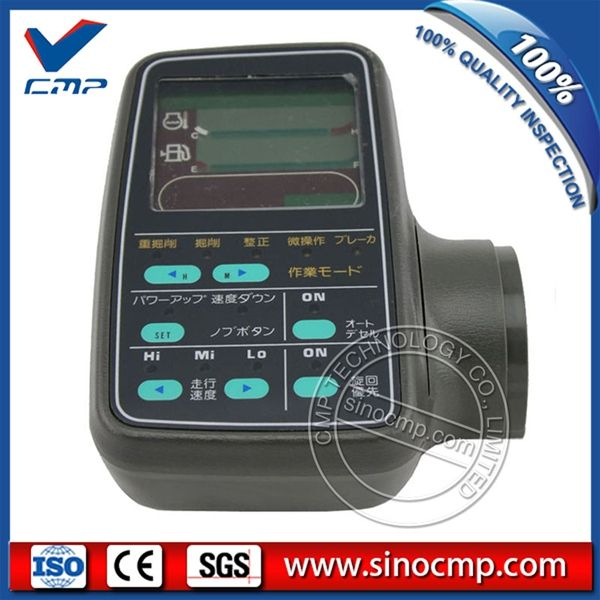 7834 70 4100 Excavator Monitor Display Panel For Komatsu Pc100 6 Pc120 6 Pc120lc 6 4d95 Replacement Parts Conditioner Electronic Products
