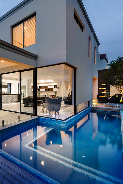 modern interiors & architecture — livingpursuit: The Medallion | Source