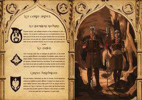 L'artbook La legende de Dalindra pages 2 by uriko33