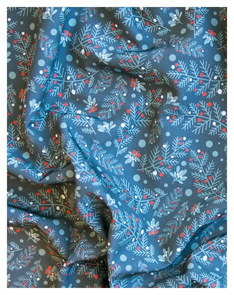 Individual quilters and crafters use Spoonflower to print