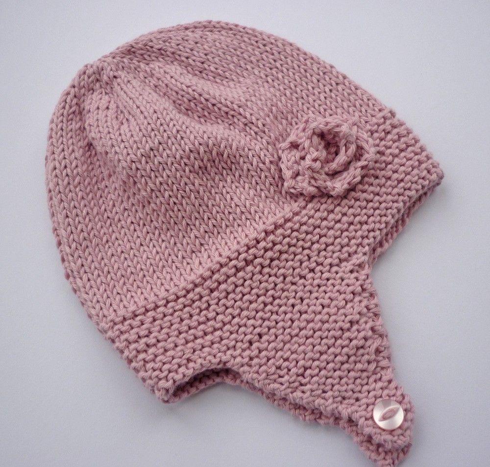 Etsy knitting pattern pdf baby earflap hat with rose flower etsy knitting pattern pdf baby earflap hat with rose flower charlotte bankloansurffo Choice Image