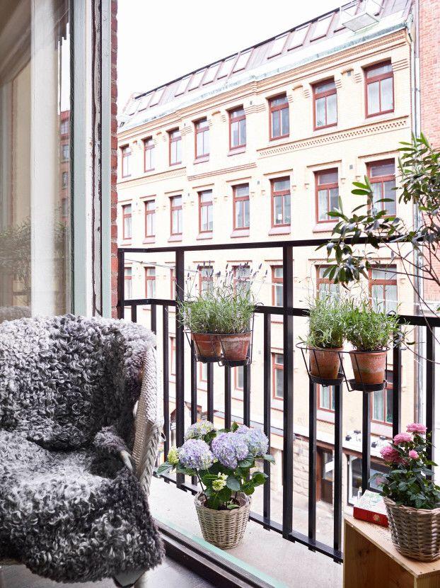 Pin Van Rebecca Op Deco Inspiration Balkon Decoratie Balkon Ideeen Klein Balkon