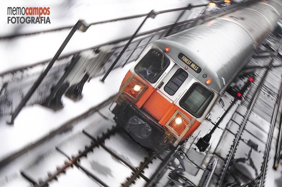 Photo Boston Train by MemoCampos on 500px