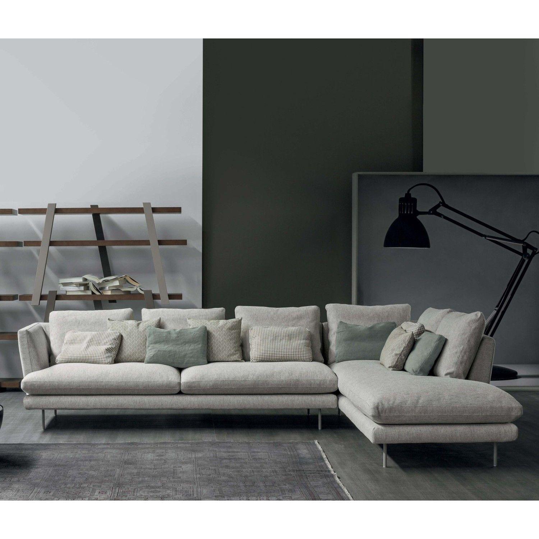 Divano angolare di design Lars di Bonaldo - ARREDACLICK | SOFAS ...
