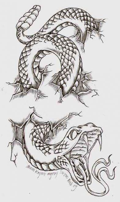 35+ ideas tattoo snake arm deviantart for 2019