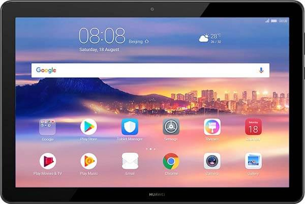 Huawei Mediapad T5 Android Tablet Launched In India Price Specifications With Images Tablet Huawei Android Tablets