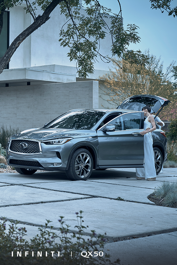 Open The Door To Driver Centric Passenger Minded Luxury This Summer Experience The 2019 Infiniti Qx50 Get Exception Top Luxury Cars Infiniti Infiniti Usa