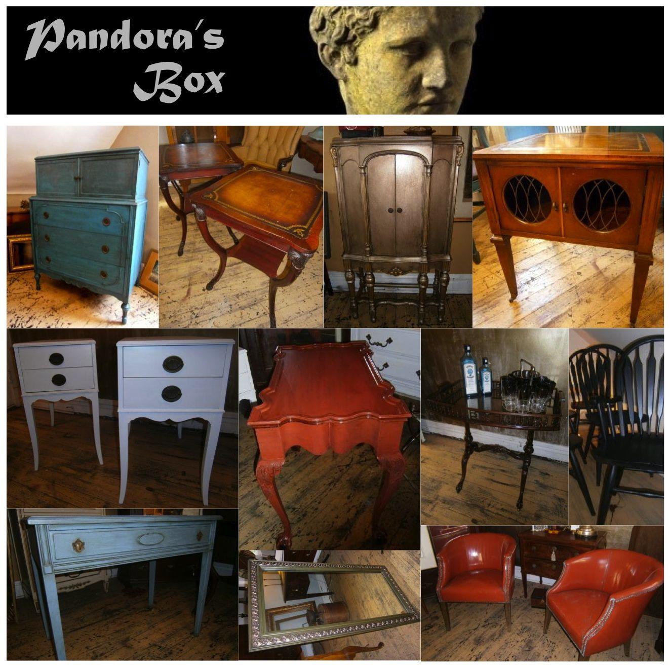 Featured Chicago Store - Pandora's Box