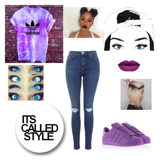 """""""#111 adidas✔"""" by xlaurajuliax ❤ liked on Polyvore featuring adidas"""