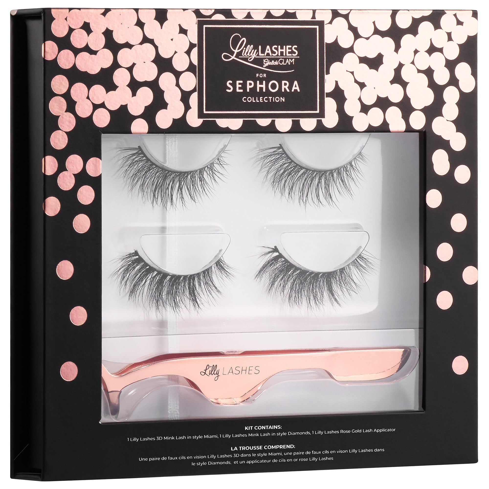916c1aeb6f3 Sephora Collection Lilly Lashes for Sephora Collection Lash Set ...