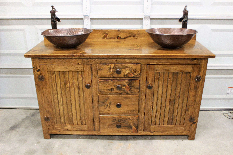 Bathroom vanity with sink double bathroom vanity 60