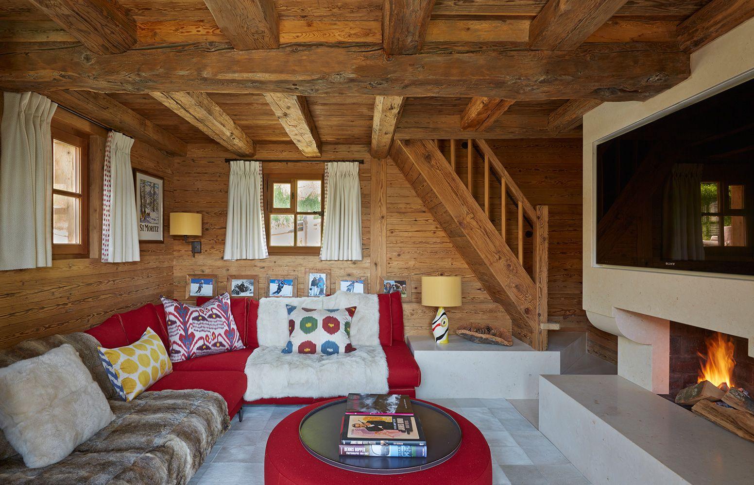 Swiss Chalet Decor Interior Design Chalets Swiss Chalet Todhunter