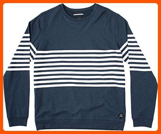 RVCA Mens Shermin Hooded Sweatshirt
