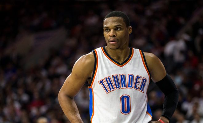 Westbrook Says Hitting Ref With Ball was Unintentional