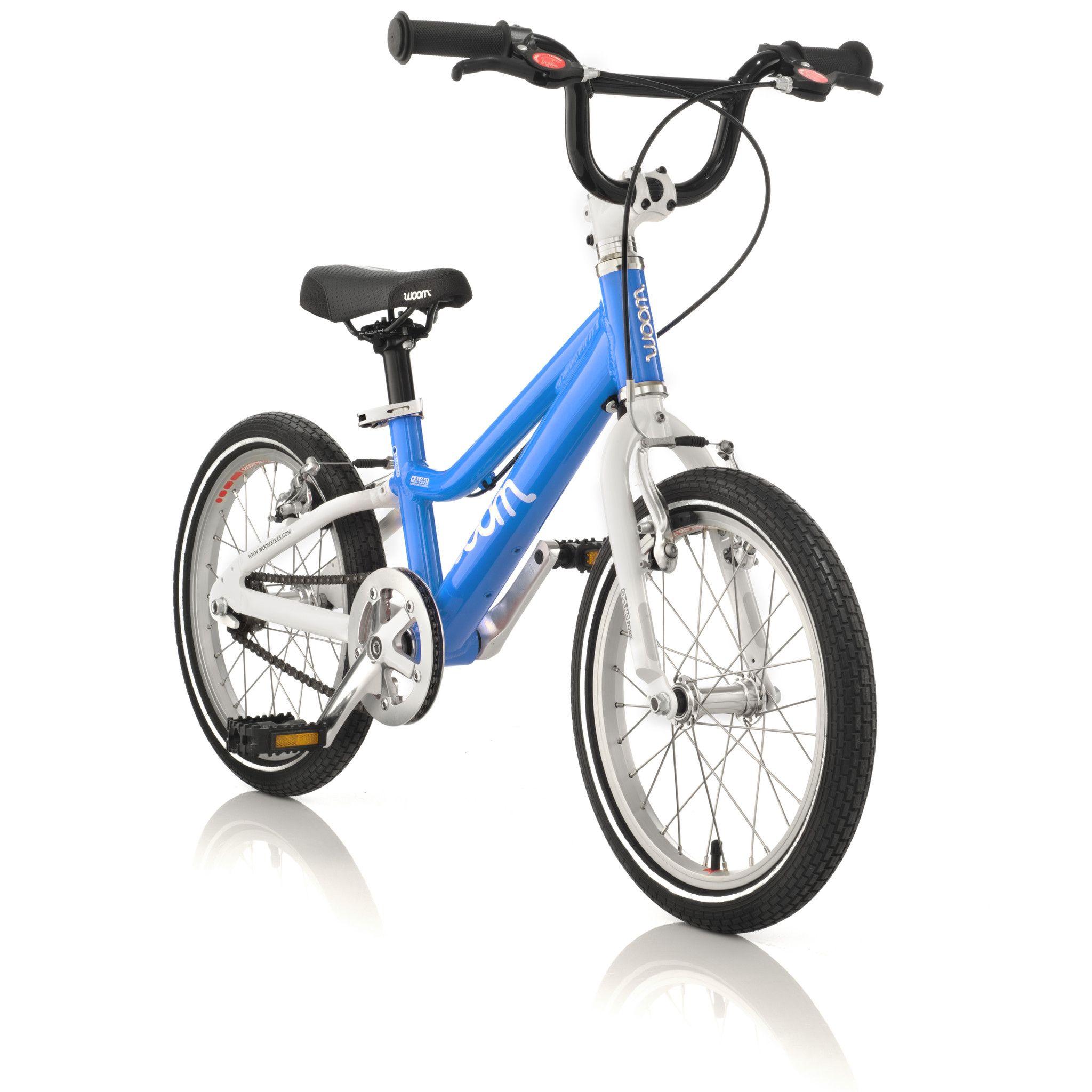 Woom 3 Bike 16 Inch 5 7 Years 105 125 Cm 16 7lb 7 6kg