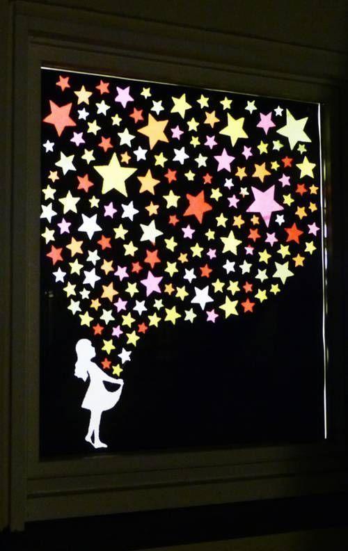 In diesem Jahr hatte die Kita St. Jakobus bei der Remblinghauser Adventsfenster - My Blog #fensterdekoweihnachten