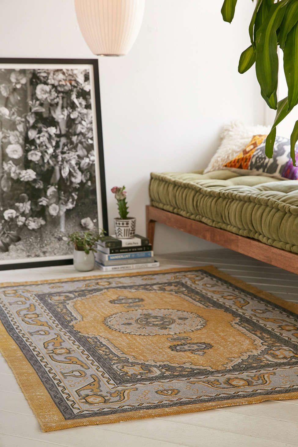 Magical Thinking Salma Printed Rug