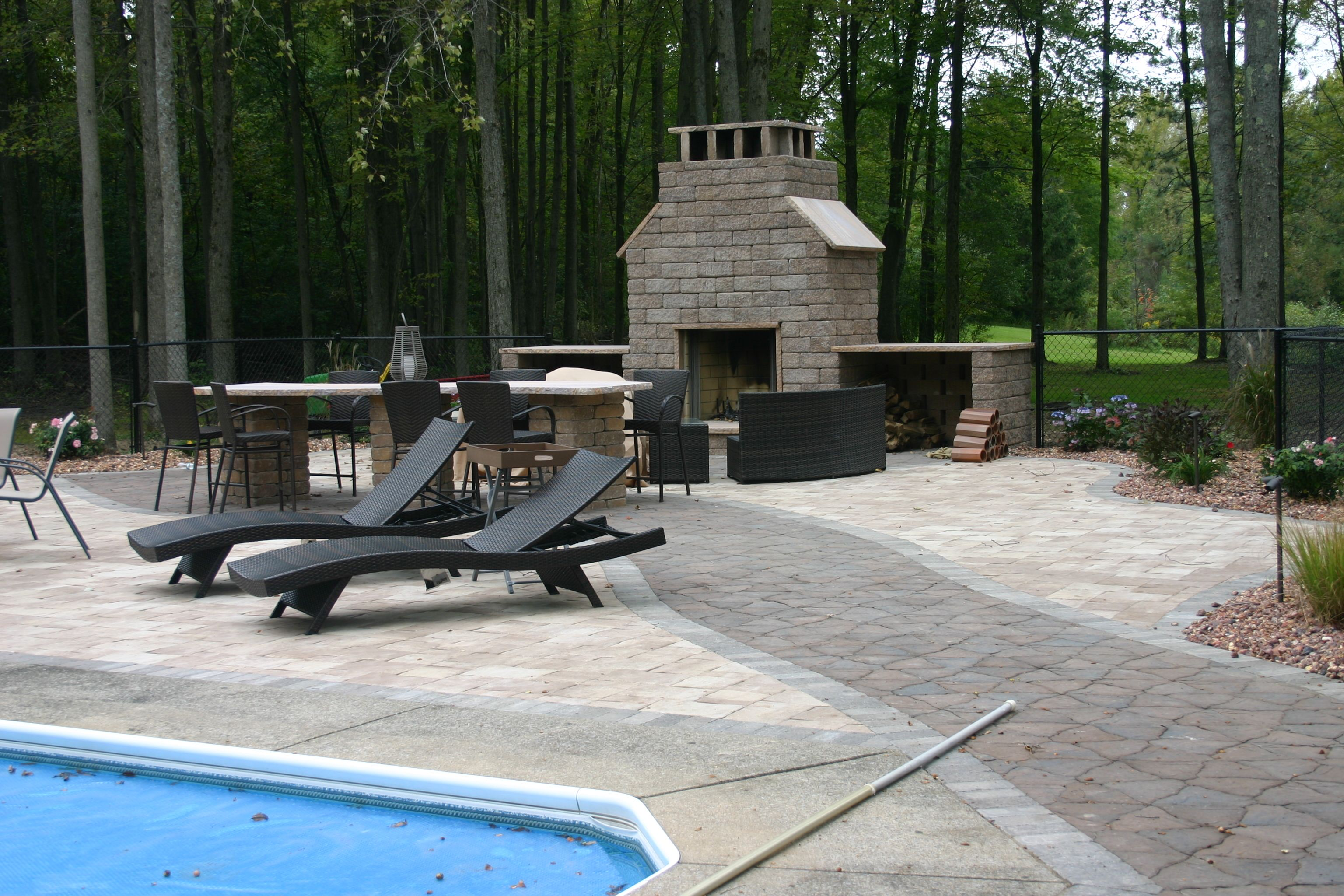 your dream backyard is only a phone call away installed in