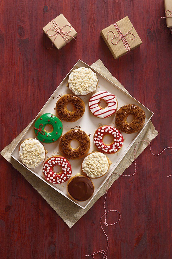 Dunkin' Donuts Is Releasing a Sugar Cookie Doughnut For the