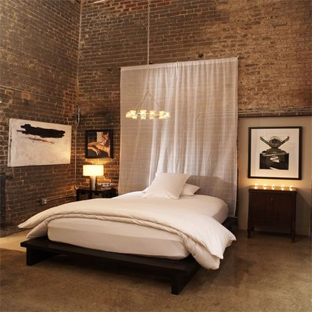 Home dzine modern facebrick interiors bedroom designsbedroom ideasbedroom decorating