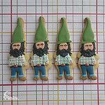Gnome Chad by pipeline confections