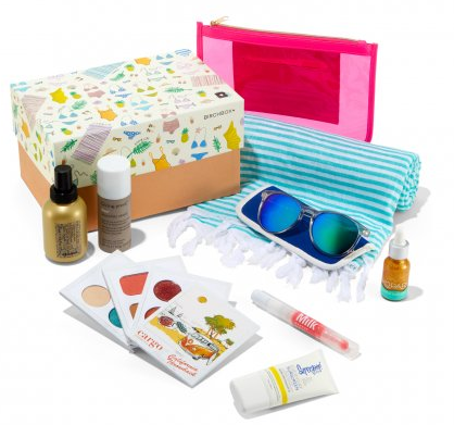 birchbox limited edition beauty gift