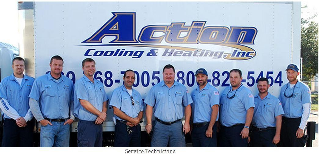 Action Cooling And Heating Is One Of The Top Hvac Companies Around