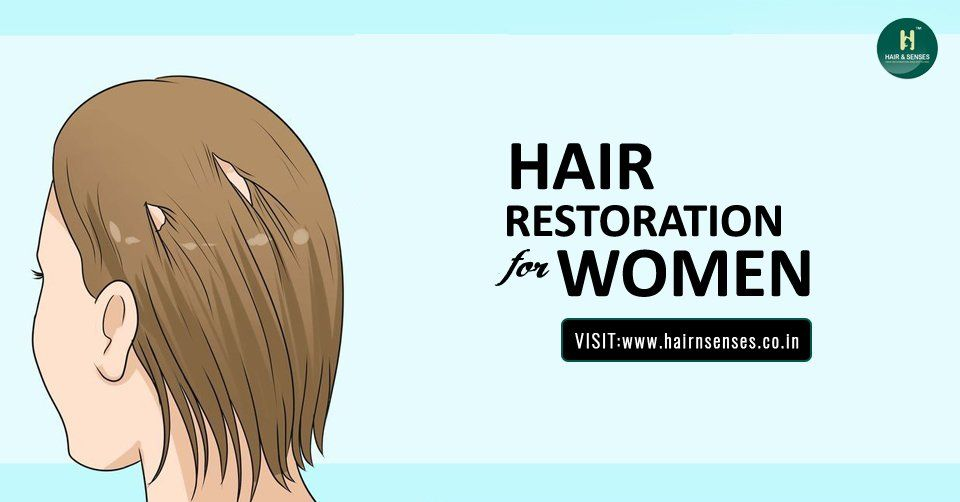 Hns is the perfect place of hairrestoration for women