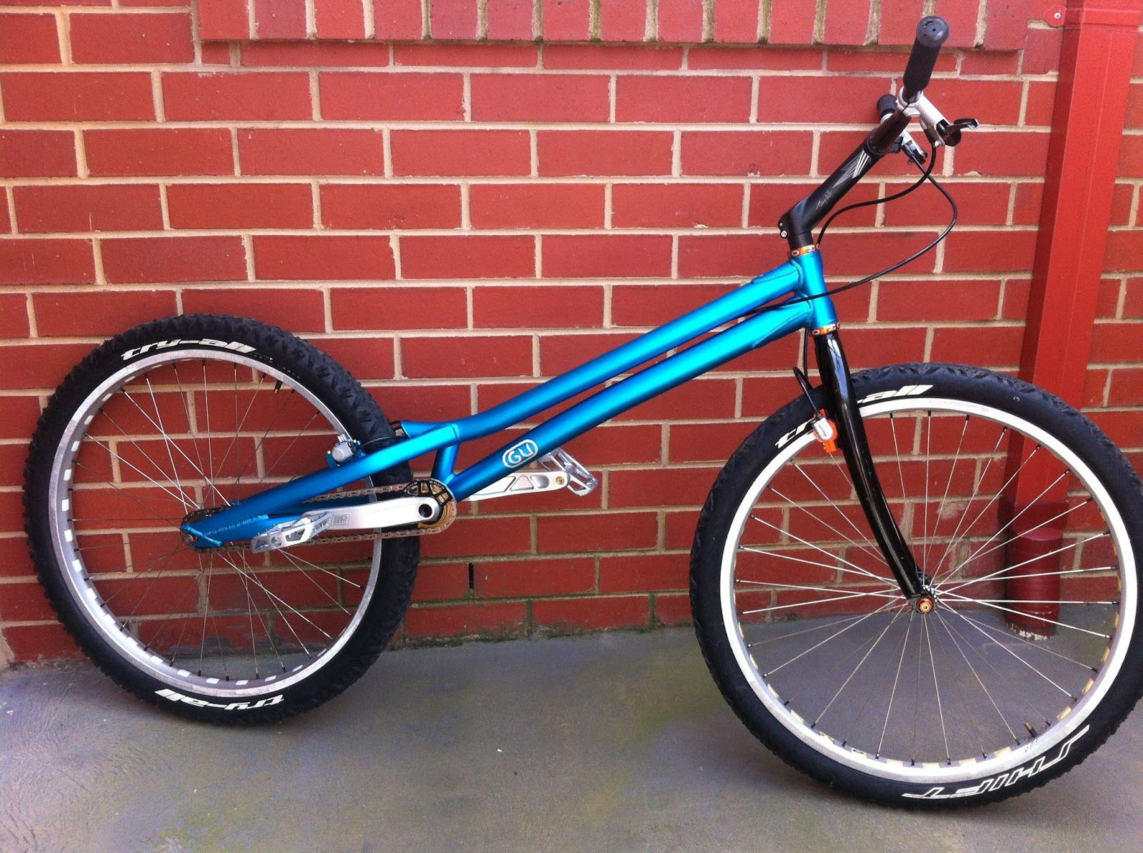 Trial Bike Trial Bike Bike Repair Mountian Bike