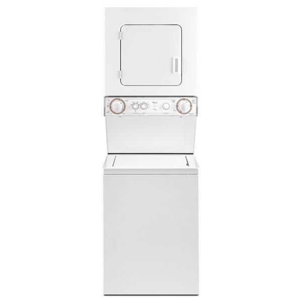Whirlpool 24 Laundry Center W Electric Dryer Sears Outlet