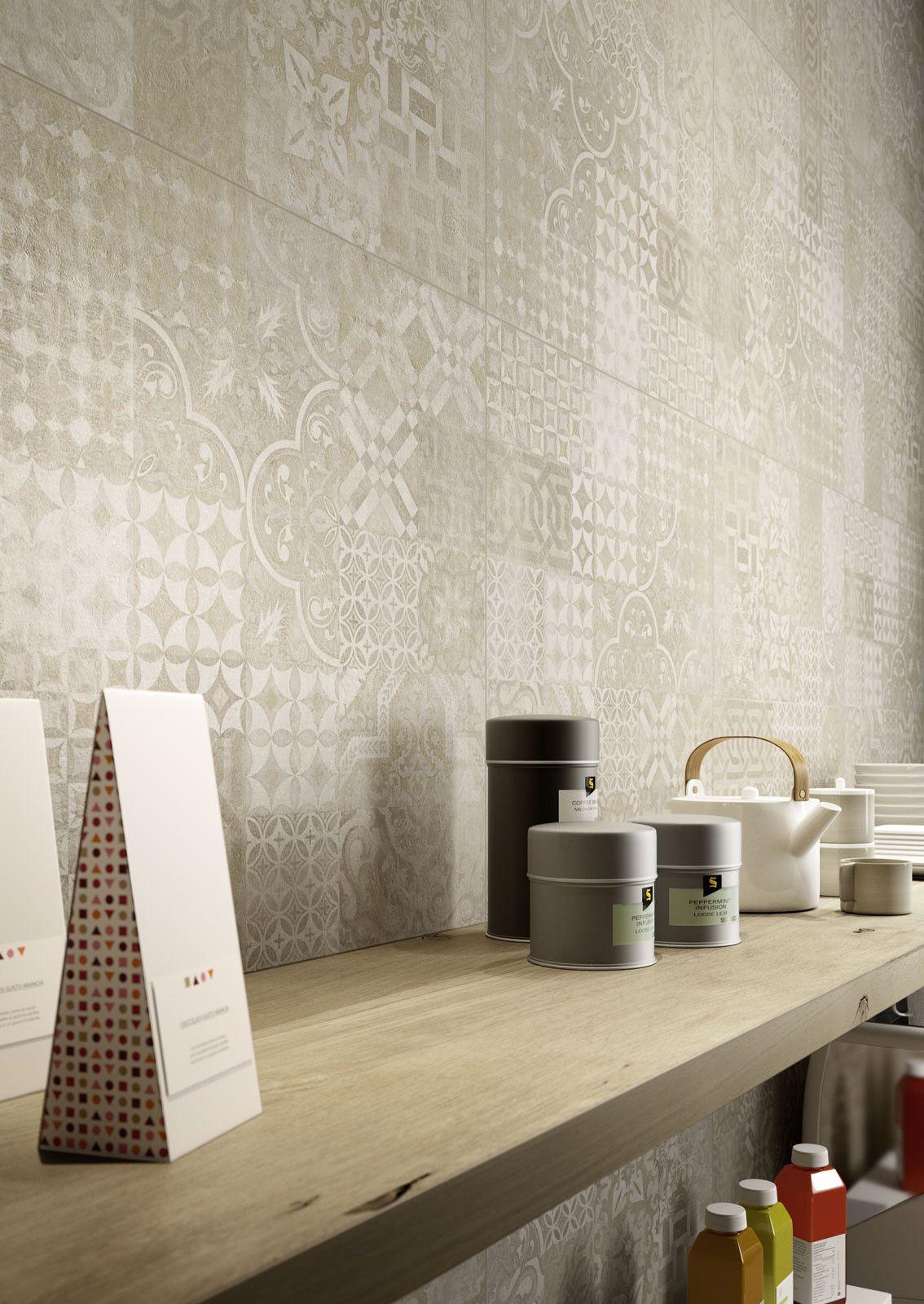 Marazzi #Plaster Dekor 60x60 cm MMG6 | #Feinsteinzeug #Dekore #60x60 ...