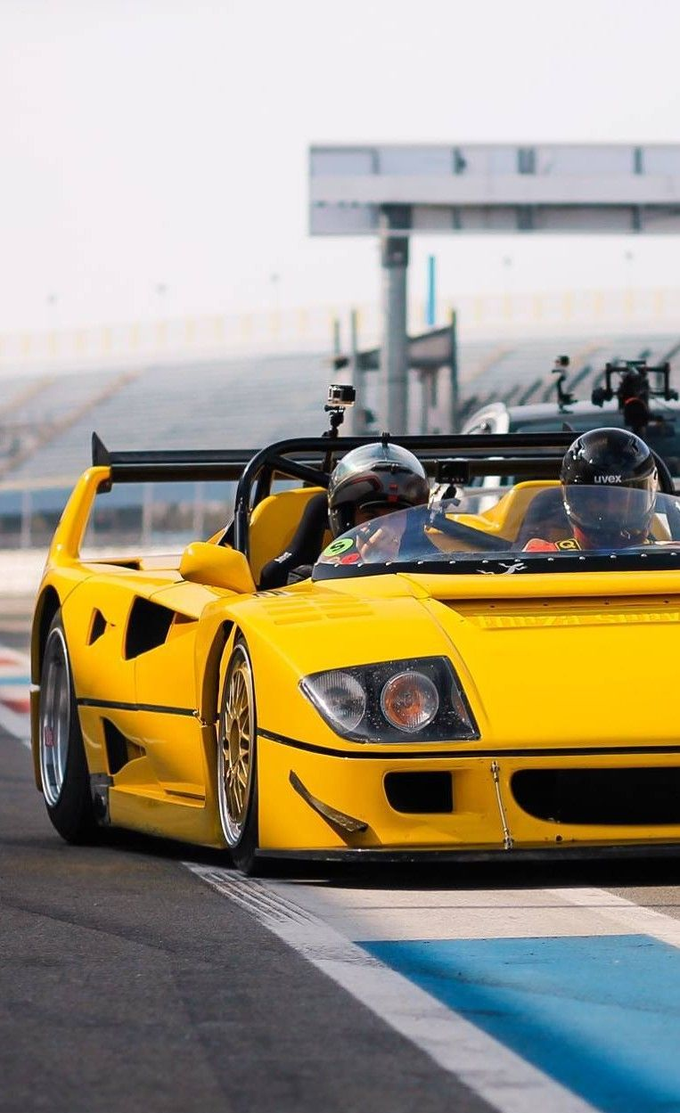 Ferrari F40 LM Barchetta
