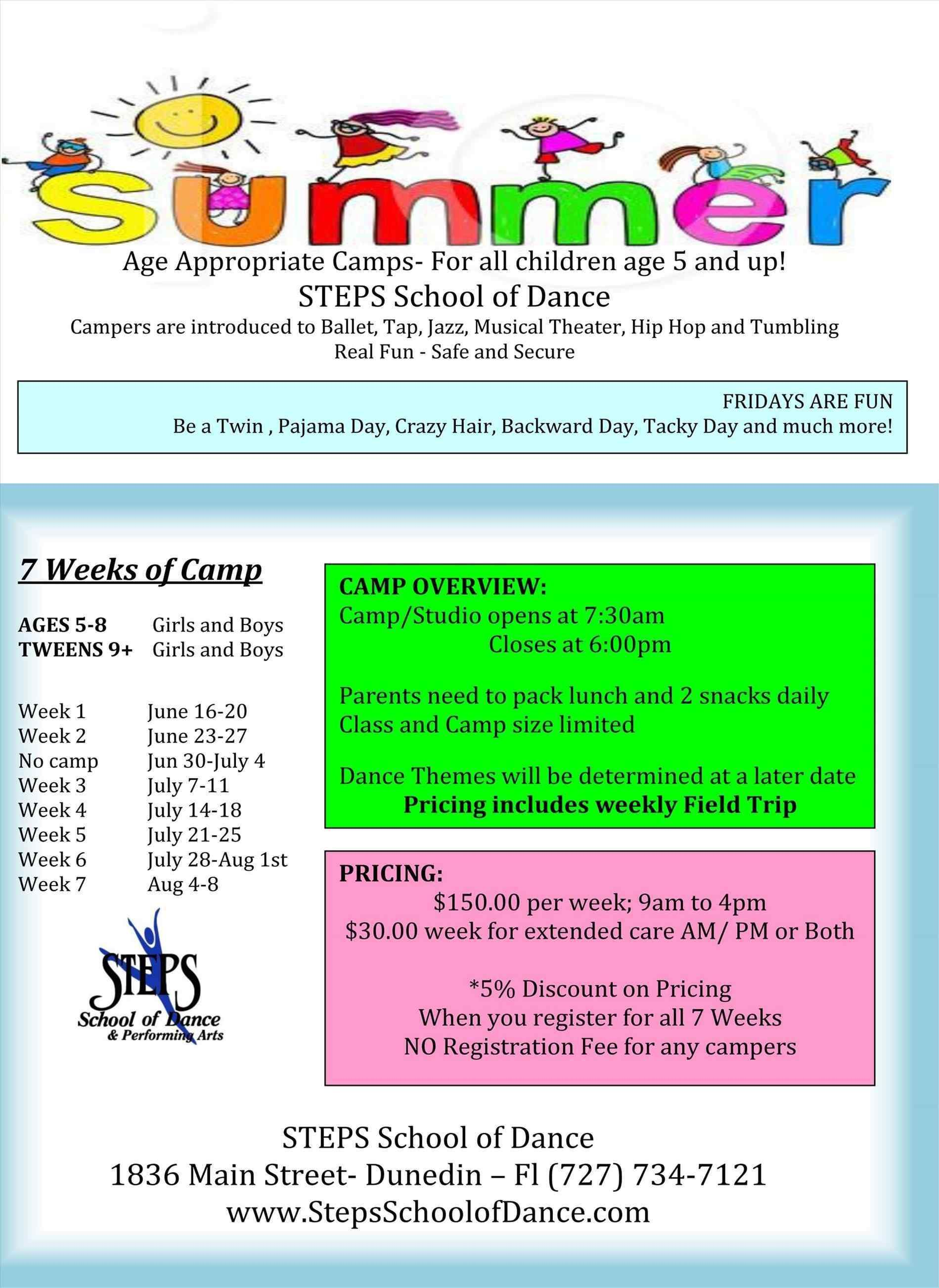Summer Camp Themes For School Age Summer Camp Themes School