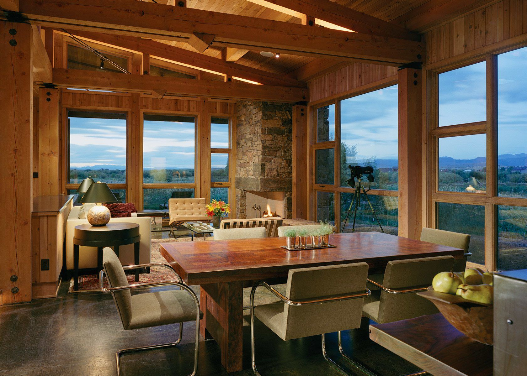 Room · Modern Log Cabin ... Part 81