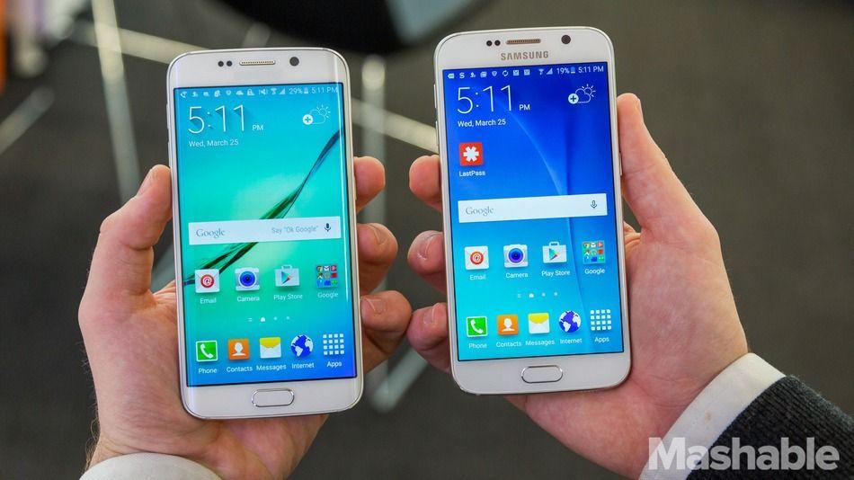 Samsung Galaxy S6 And Galaxy S6 Edge U S Release Date Samsung Samsung Galaxy S7 Galaxy S7