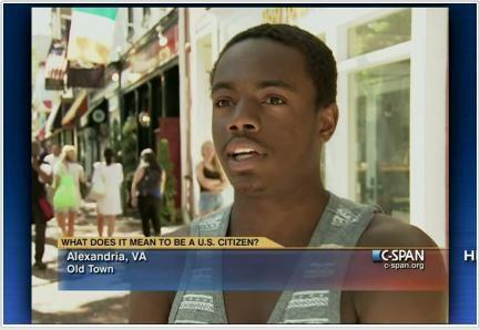 Person on the Street Interviews on U.S. Citizenship Jun 26, 2013